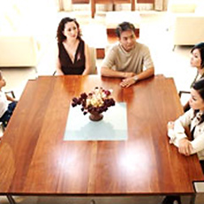 Thérapie familiale et systémique
