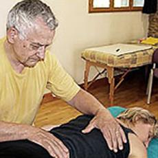 Massage sensitif – Méthode Camilli