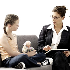 A quel moment emmener son enfant en psychothérapie ?