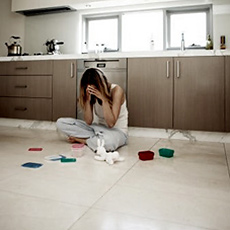 Chassez le stress qui vous envahi à la maison