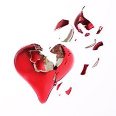 Faire face à une rupture amoureuse