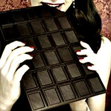 L'action psychologique du chocolat
