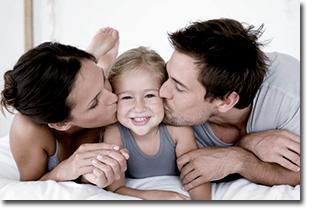 être parent rendrait plus heureux