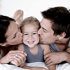 Etre parent rendrait plus heureux