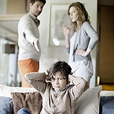 Syndrome d'aliénation parentale