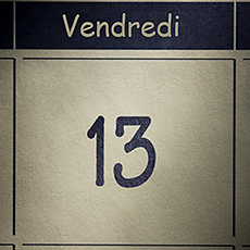 Vendredi 13 : de la superstition à la peur