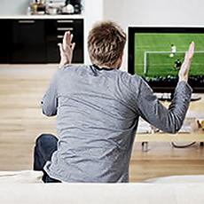Que faire quand mon mec regarde le foot ?