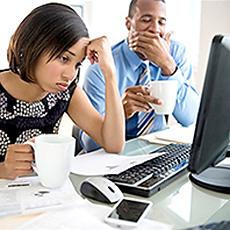Le stress fait grossir les femmes