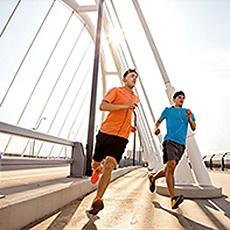 Le sport pour prévenir la dépression chez l'adolescent
