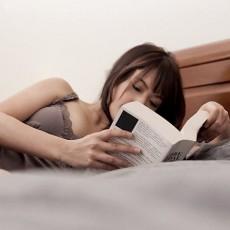 Un livre et non une tablette pour un bon sommeil