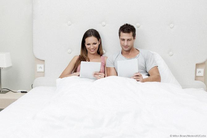 Couple ayant des rapports sexuels