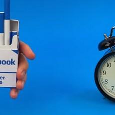 L'addiction aux réseaux sociaux résumée dans une vidéo